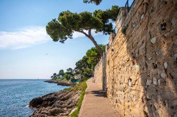 Le Sentier du Corbusier Roquebrune Cap-Martin Que faire dans en Provence Alpes Cote D'azur Alpes Maritimes Blog Voyage-6