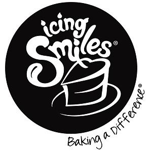 Icing Smiles B&W logo