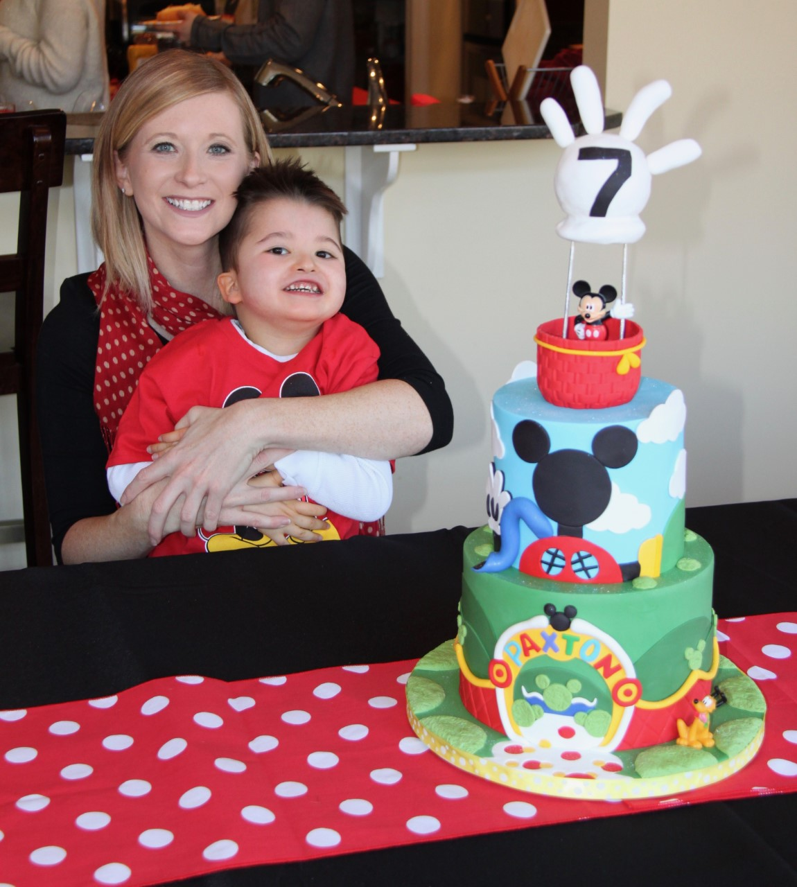 Paxton's Super 7th Birthday
