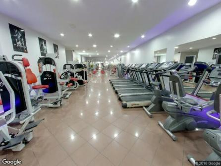 Pacific Gym Fitness