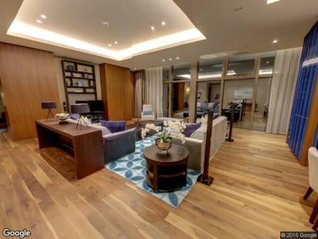 Marriott Şişli Presidential Suite