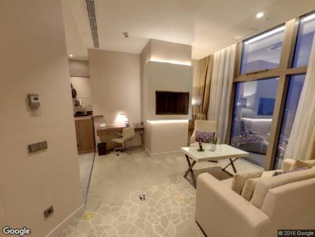 Marriott Şişli Corner Suite