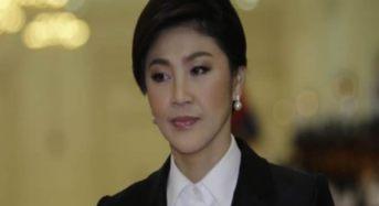 Court Ousts Thai Prime Minister, Yingluck Shinawatra