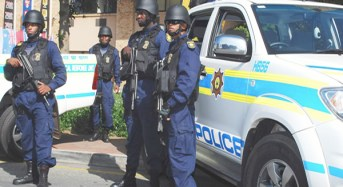 South African Cop Arrested For Conspiring To Kill Colleagues