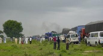 Motorists Abandon Maiduguri Road For Fear Of Boko Haram