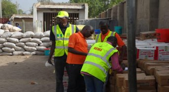 12,000 Displaced Persons Get Relief Materials In Borno