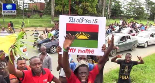 IPOB not a terrorist group, says US