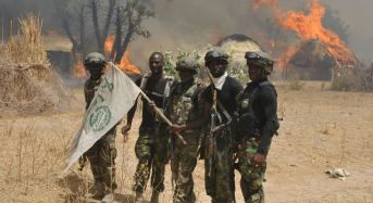 Troops Rescue 400 Persons From Boko Haram