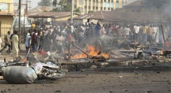 30 Confirmed Dead In Adamawa Blasts