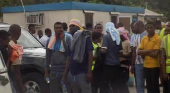 162 Nigerian Migrants Held in Libyan Prisons Repatriated Home