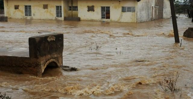 Image result for Floods kill two persons, houses submerged in Dambatta