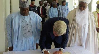 PHOTOS: US Secretary Of State Visits Sokoto State
