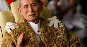 Thailand Mourns World's Longest-Reigning Monarch