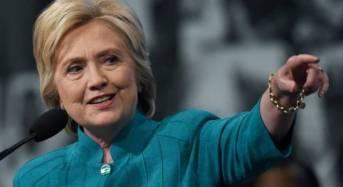 Again, FBI Clears Clinton As Trump Kicks