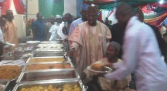Adamawa Governor Celebrates Christmas With The Physically Challenged
