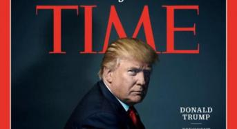 Time Magazine Names Donald Trump Person Of The Year