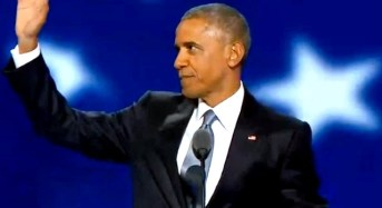 Obama Bids Americans Farewell, Urges Citizens' Action