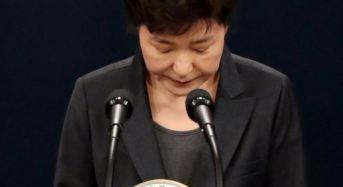 Court Ousts South Korean President