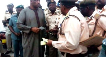 FG Launches New Arrival And Departure Cards For Air Travellers