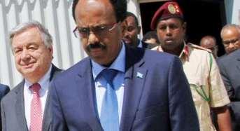 """Somalia, Sudan Describe US Ban As """"Unjustified"""""""