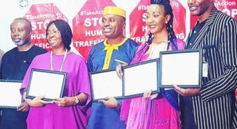 Football Star, Popular Actor Among Anti-Human Trafficking Ambassadors
