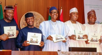 Buhari Unveils Plan For Economic Recovery, Urges States To Key In