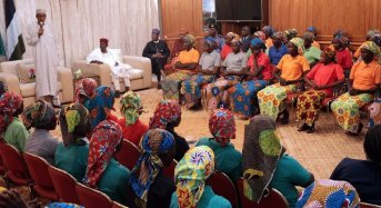 FG Allays Fears Over Insurgents/Chibok Girls Swap
