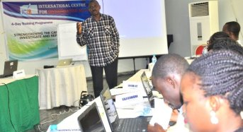 ICIR Invites Entries For Investigative Journalism Training