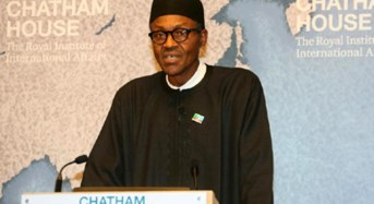Nigerian Officials Stole $582b Since 1960 – Chatham House Report