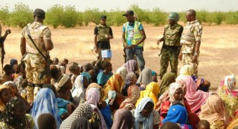 Troops Clear Terrorists From Borno Villages, Rescue 998 Persons