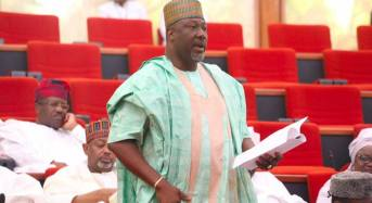 Melaye: I've seen the names of dead people on my recall register
