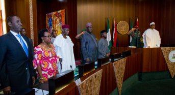 Buhari cancels FEC meeting