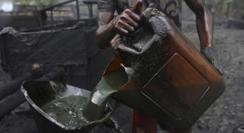 NSCDC uncovers Illegal underground refinery in Sokoto
