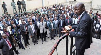 Those who have issues with me will soon know I mean no harm, says Magu