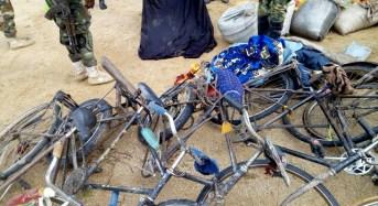 Troops ambush Boko Haram terrorists, recover bicycles