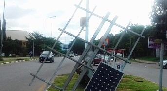 Relics of a N76bn project… Seven spots in Abuja where CCTV cameras are not working