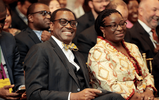 Akinwunmi Adesina: This is my story... My father and grandfather were very poor farmers