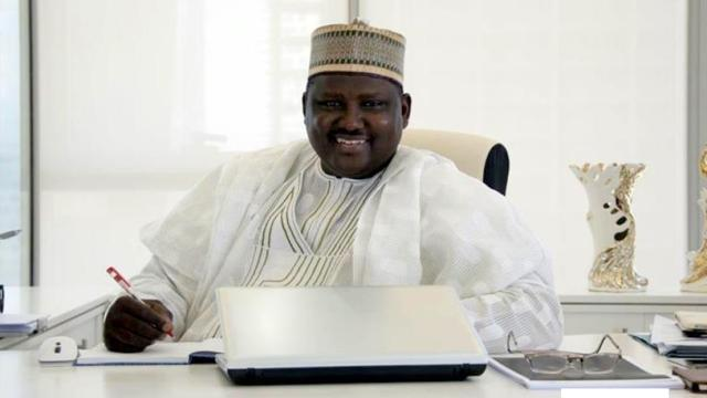 Interior ministry confirms recall of wanted-for-corruption Maina  (October 22, 2017)