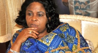 EFCC says N2.1 billion found in bank account belonging to Patience Jonathan's late mother