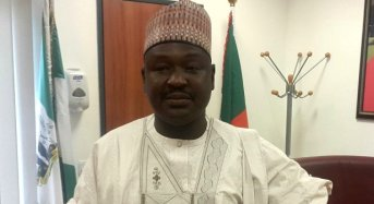 Misau: I made allegations against the IGP, not against the 'highly revered' Aisha Buhari