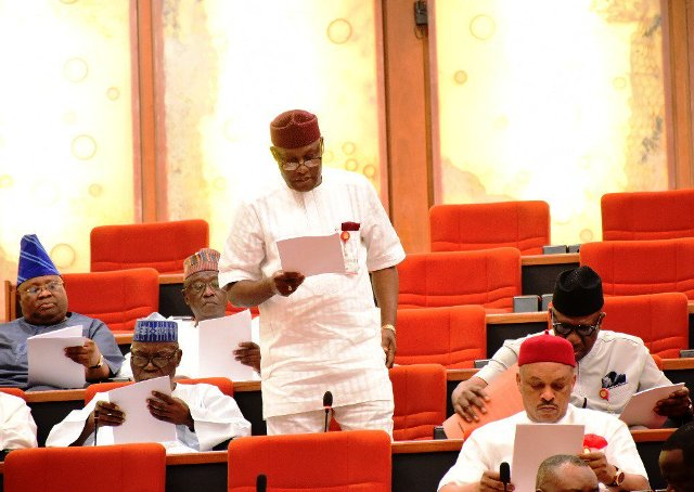 'How did he enter the country?' — Senate sets up committee to probe Maina's recall (October 24, 2017)