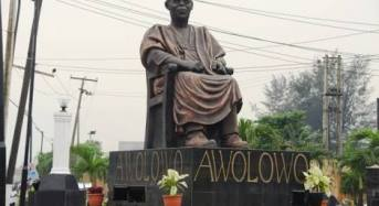 AWOLOWO STATUE: Ambode did a bad job, says Odia Ofeimum