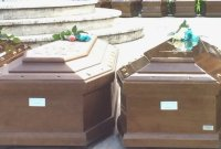 BURIED: The 26 Nigerian female migrants who died in Italy