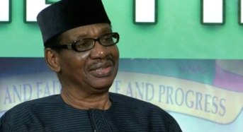 Itse Sagay: If FG paid Ikoyi whistle blower upfront, he may have run mad