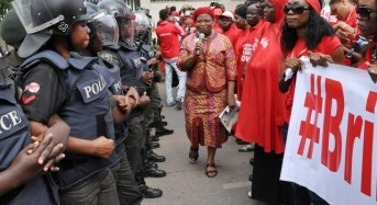 VIDEO: Police block Ezekwesili, BBOG from entering Villa