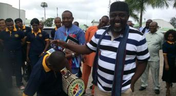 Ministry of happiness 'a clear constitutional provision', says Okorocha's aide
