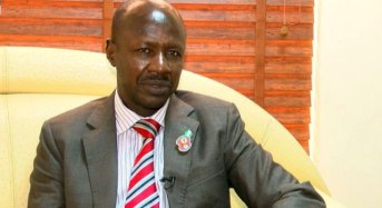 EFCC recovered over half a trillion naira in 2017, says Magu