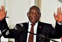 Elected without a vote, Ramaphosa becomes South Africa's new president