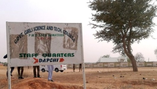Police 'arrest' Dapchi residents protesting abduction of schoolgirls