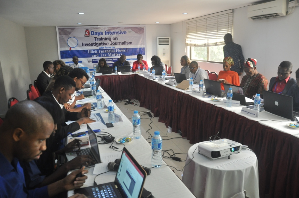 ICIR calls for advanced training in investigative reporting